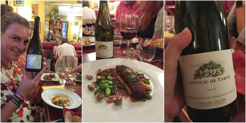 Heerlijke wijnen in de Loire - Le Chien Jaune Tours