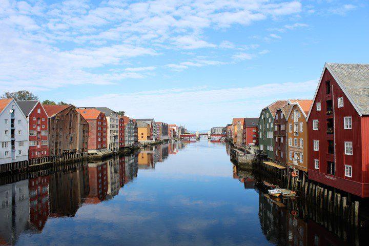 Trondheim - perfect voor een culi stedentrip
