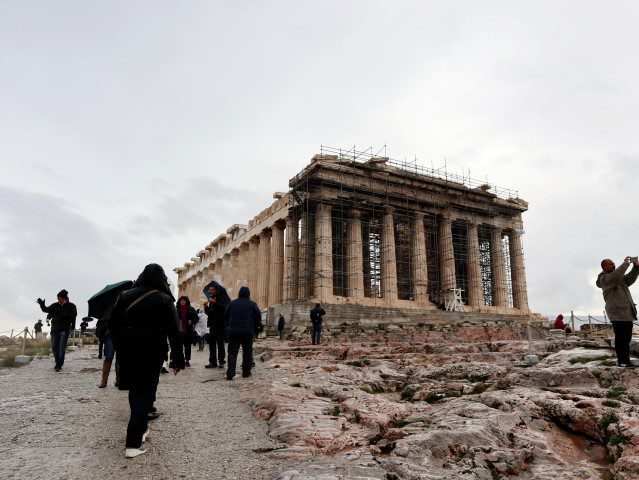 De geuren, kleuren en smaken van Attica - Akropolis