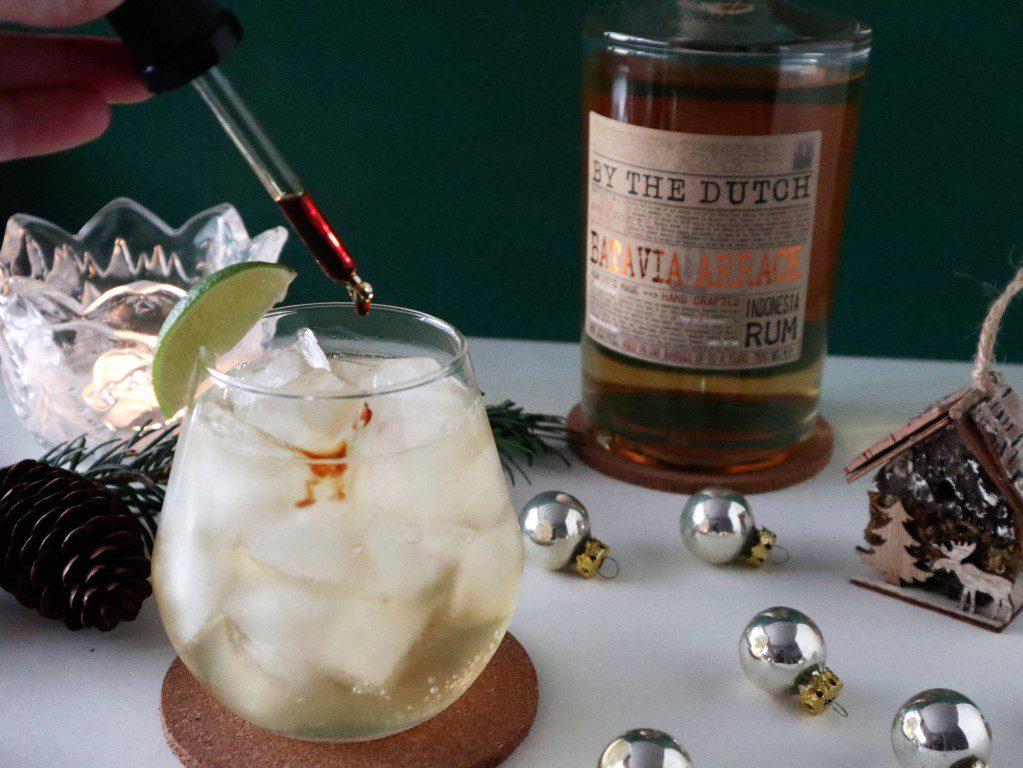 Kerst cocktails - Batavia Arrack