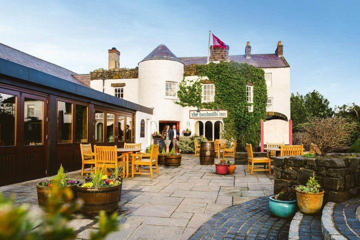 De smaak van Noord-Ierland - Bushmills Inn