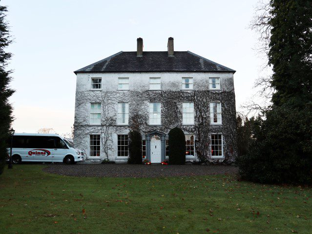De smaak van Noord-Ierland - Newforge House