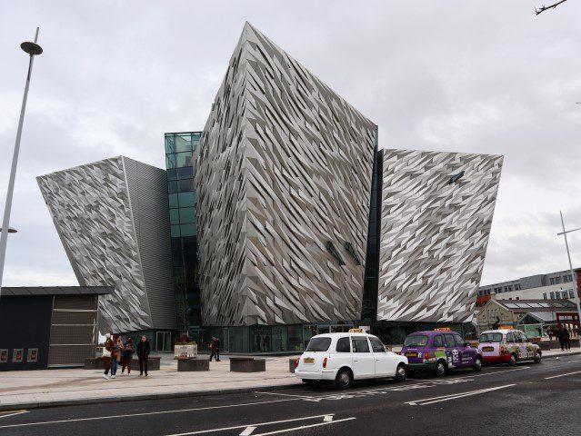 De smaak van Noord-Ierland - Titanic Museum