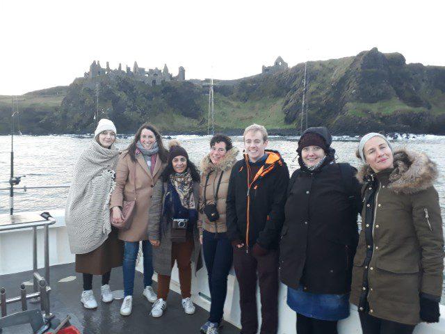 De smaken van Noord-Ierland - Vissen met Causeway Coast Foodie Tours