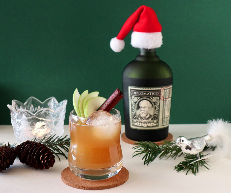 Kerst cocktails - Diplomatico Rum