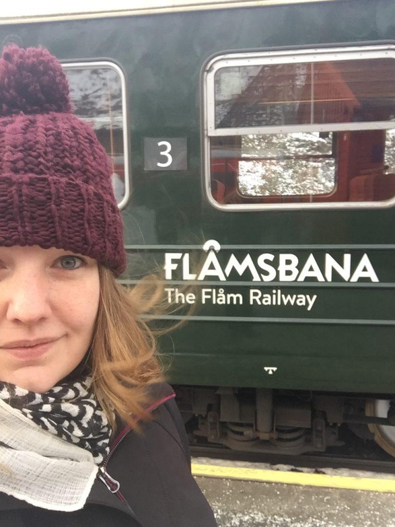 Mijn Flåm treinreis