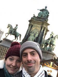 Kerstmarkt (Christkindlmarkt) in Wenen bezoeken