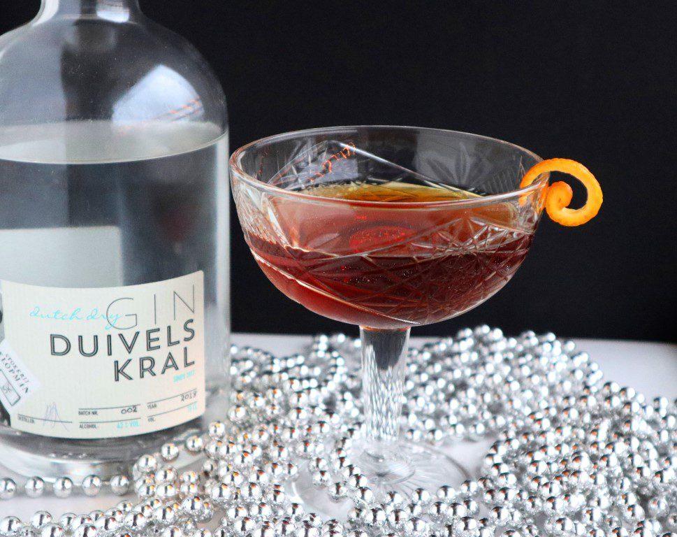 Kerst cocktails - Klopman Gin