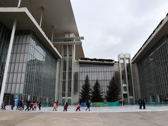 De geuren, kleuren en smaken van Attica - Stavros Niarchos Foundation Cultural Center