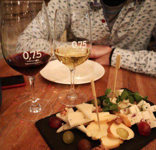 Alle culi tips voor een stedentrip Boedapest - 0,75 Bistro & Bar