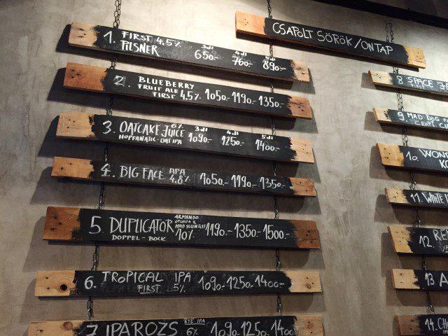 Alle culi tips voor een stedentrip Boedapest - Beer Brothers