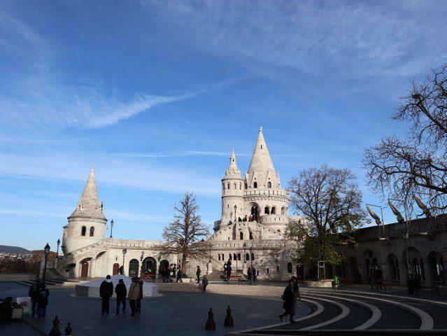 Alle culi tips voor een stedentrip Boedapest - Vissersbastion