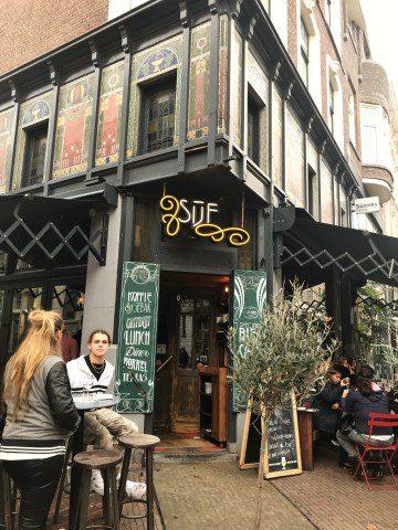 Bar Restaurant Sijf Rotterdam