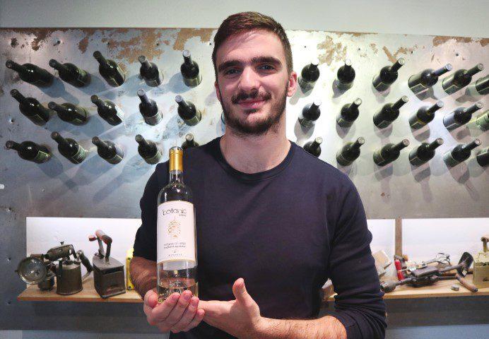 De geuren, kleuren en smaken van Attica - Nikolou Winery
