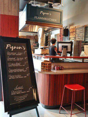 Pignon's Flammkuchen - Foodhallen Rotterdam