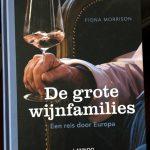 Review: De Grote Wijnfamilies - Fiona Morrison