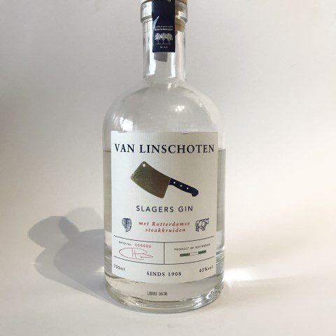 van Linschoten slagers gin
