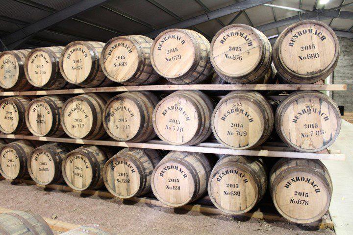 Op bezoek bij: de Benromach Distillery in Schotland