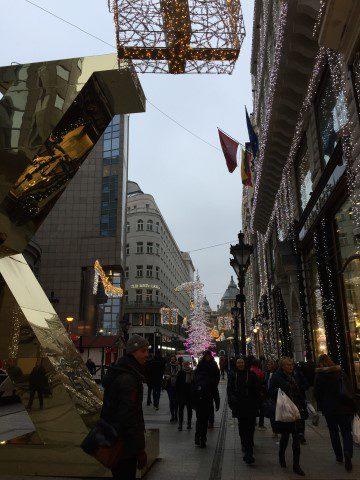 Tip: de Kerstmarkten in Boedapest