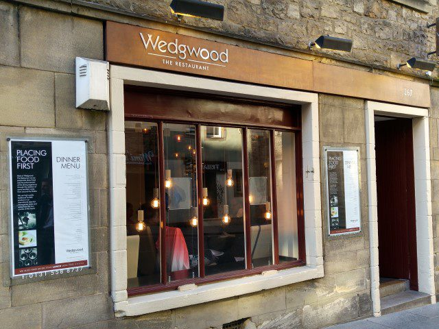 Wedgwood the Restaurant - Edinburgh