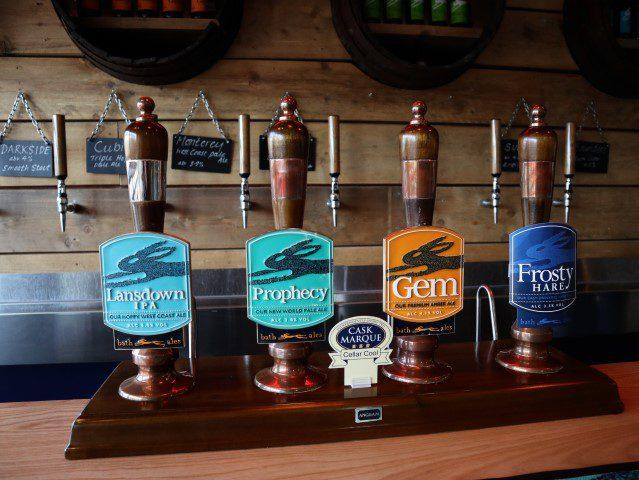 Alle tips voor een citytrip Bristol - Bath Ales Hare Brewery