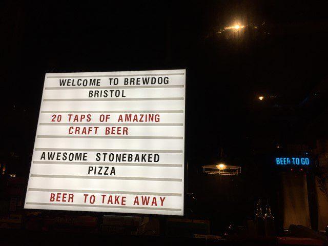 Alle tips voor een citytrip Bristol - Brewdog