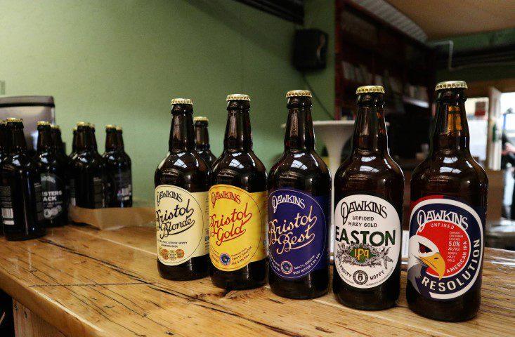 Alle tips voor een citytrip Bristol - Dawkins Ales Brewery