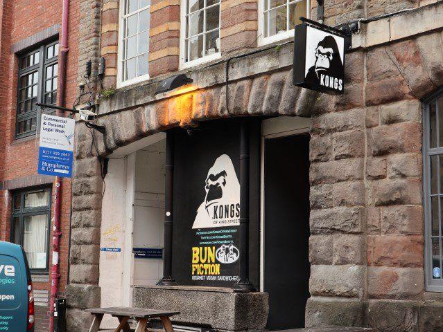 Alle tips voor een citytrip Bristol - Kongs of King Street