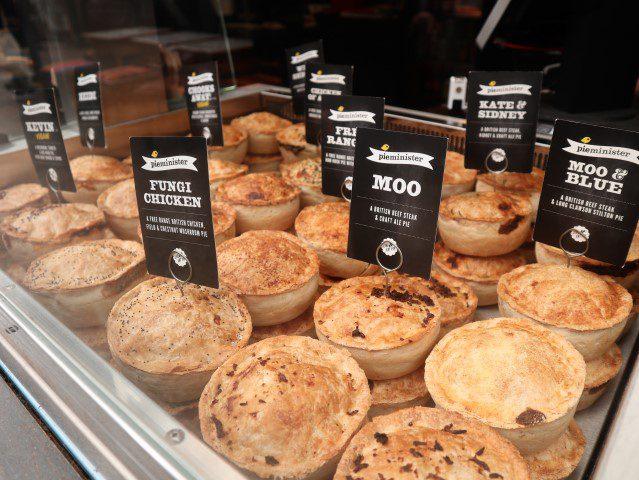 Alle tips voor een citytrip Bristol - Pieminister