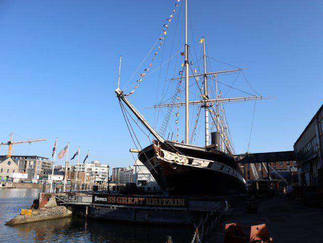 Alle tips voor een citytrip Bristol - SS Great Britain