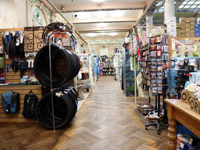Alle tips voor een citytrip Bristol - St. Nicholas Market