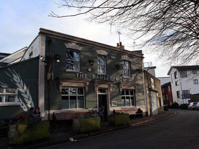 Alle tips voor een citytrip Bristol - The Barley Mow