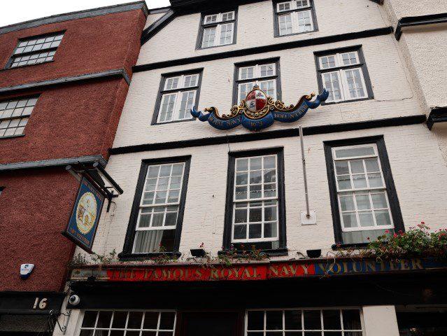 Alle tips voor een citytrip Bristol - The Famous Royal Navy Volunteer (The Volley)