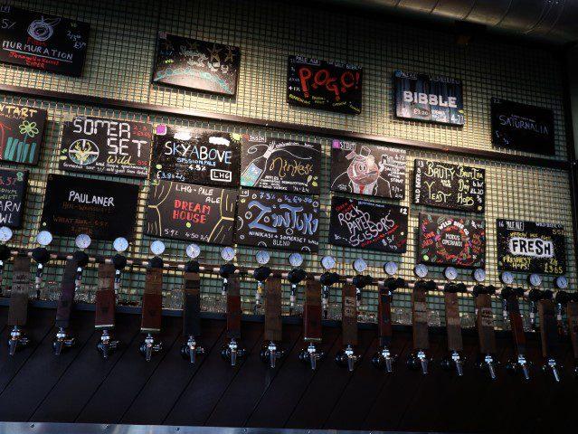 Alle tips voor een citytrip Bristol - Wild Beer at Wapping Wharf