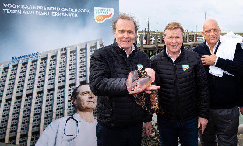 Het Oosterscheldekreeftseizoen 2019 is officieel geopend!
