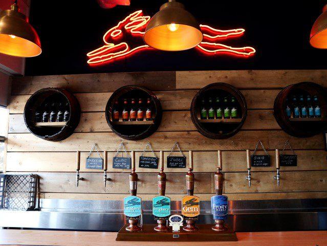 Op bezoek bij Hare Brewery Bath Ales in Bristol