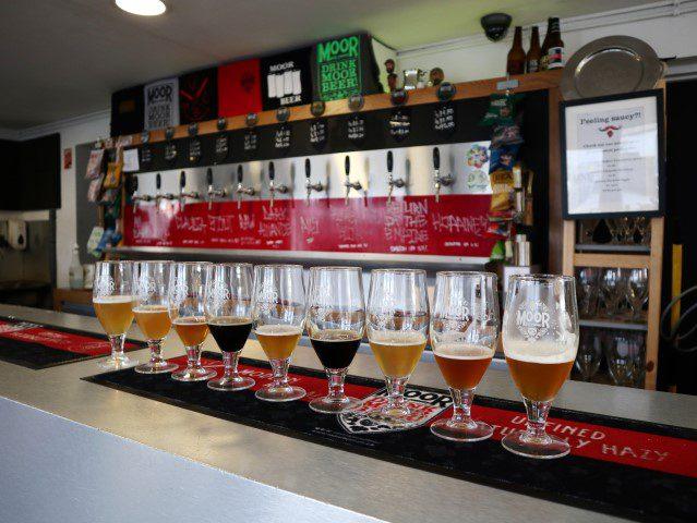 Op bezoek bij: de Moor Beer Brewery in Bristol