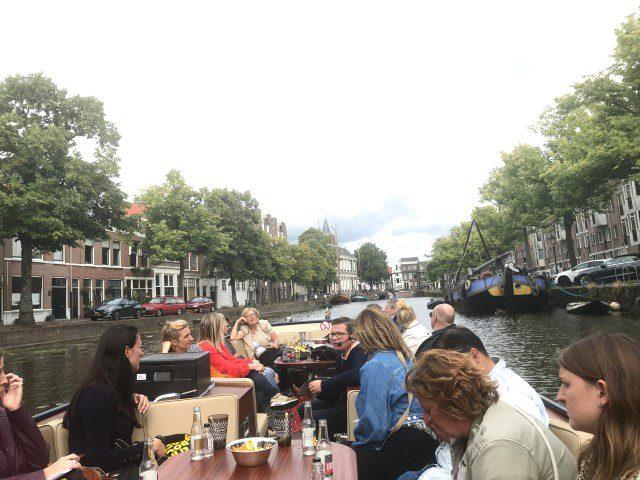 Vrijmiboot Jenever Schiedam