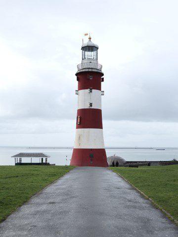 Acht niet culinaire dingen doen aan de Engelse Zuidkust - Smeaton´s Tower Plymouth