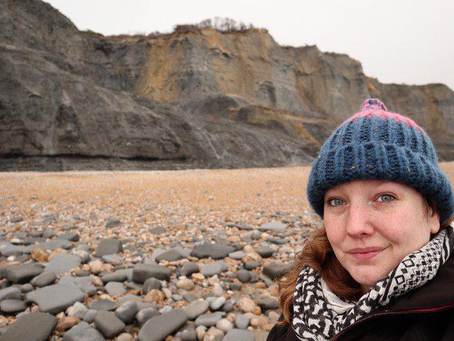 Niet culinaire dingen doen aan de Engelse Zuidkust - Charmouth Beach
