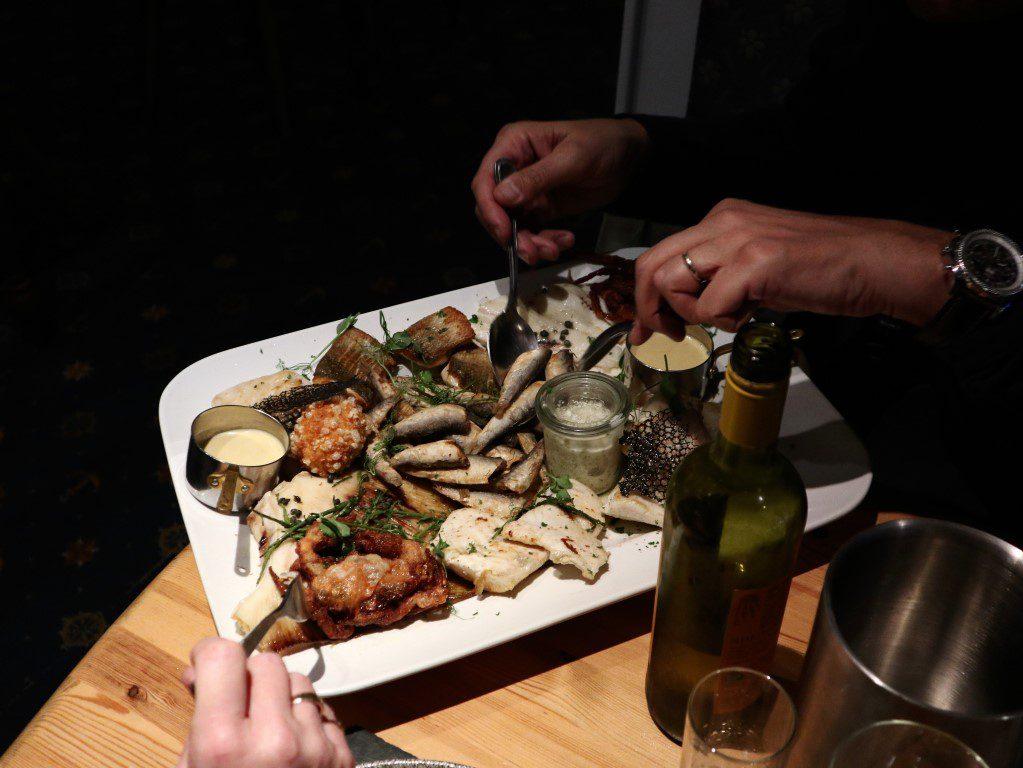 Culinair genieten aan de Engelse Rivièra - Beamers Restaurant Brixham