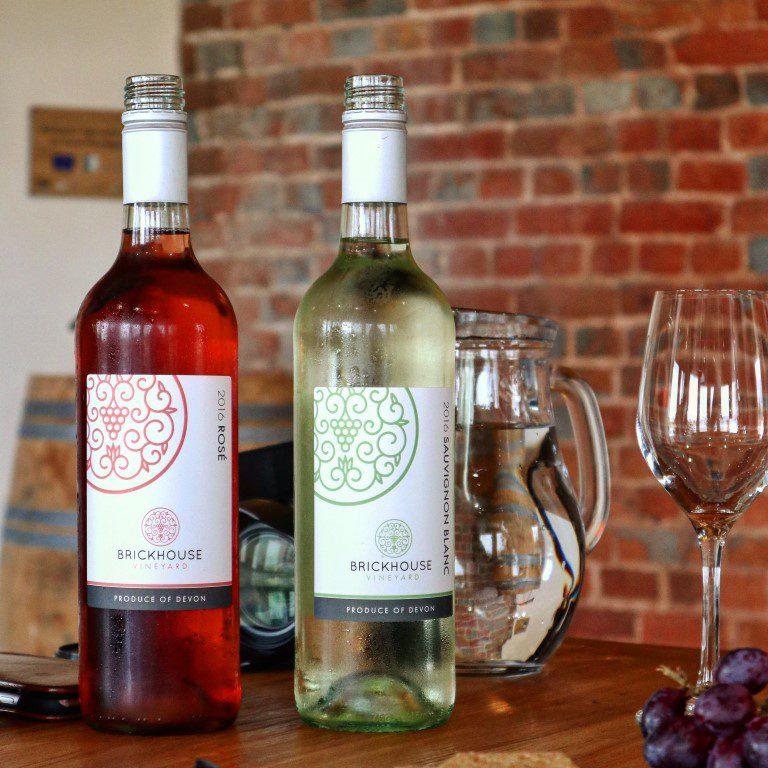 Culinair genieten aan de Engelse Rivièra - Brickhouse vineyard