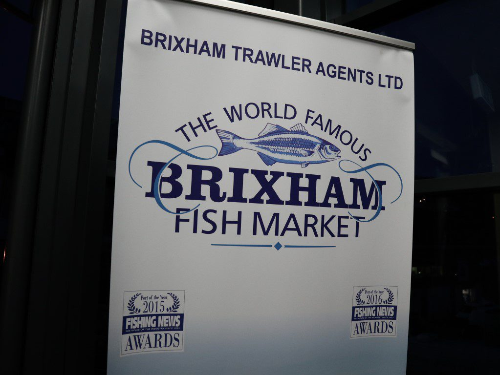 Culinair genieten aan de Engelse Rivièra - Brixham visveiling