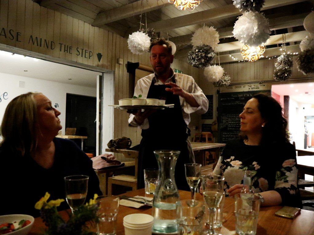 Culinair genieten aan de Engelse Rivièra - Cafe Ode Shaldon