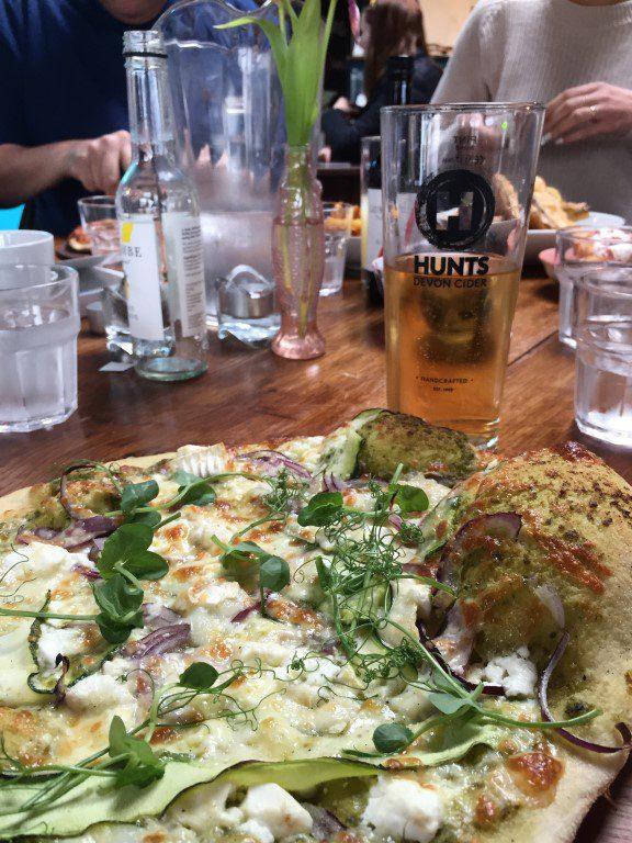 Culinair genieten aan de Engelse Rivièra - Cantina Kitchen & Bar