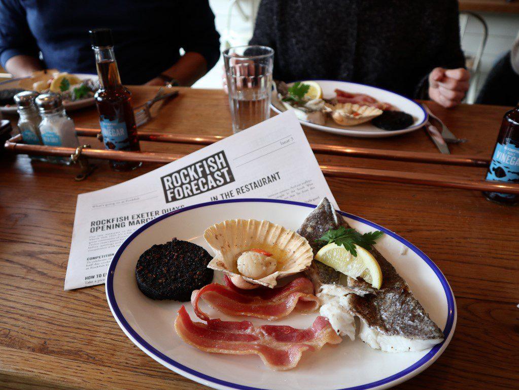 Culinair genieten aan de Engelse Rivièra - Rockfish Brixham