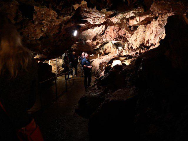 Niet culinaire dingen doen aan de Engelse Zuidkust - Kents Cavern