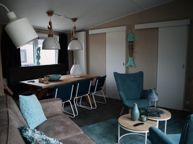 Lekker op vakantie naar Renesse - Camping Julianahoeve chalet