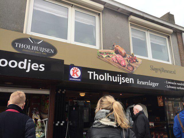 Lekker op vakantie naar Renesse - Keurslager Tholhuijsen