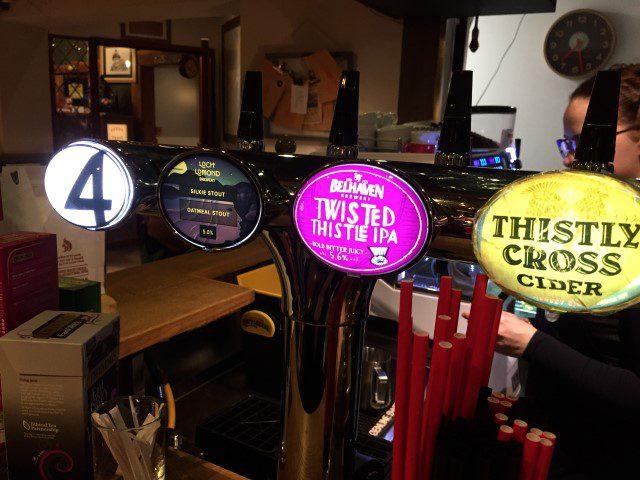 Mijn tips voor een rondje Glasgow, Loch Lomond en Isle of Bute - Oak Tree Inn
